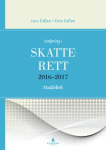 Innføring i skatterett_2016-17_Studiebok