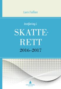 Innførng i skatterett_2016-17 Hovedbok