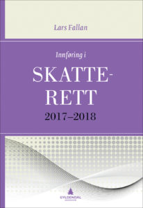 2017-2018 hovedbok
